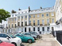 Superb 2 Bedroom Fully Furnished Apartment with Balcony & Roof Garden - Sussex Square