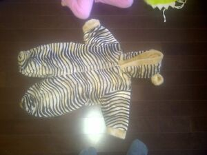 Halloween Costume - Baby Tiger - 6-9 months