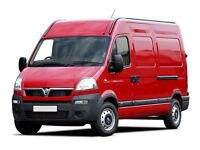 man and van from £9ph 24/7!! no congestion charge!!