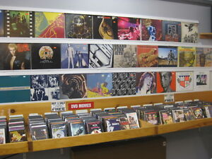 MVP pays CA$H for Blu-Rays+DVDS+CDS+Vinyl Records-Rock+Blues London Ontario image 7