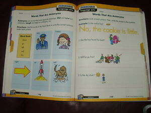 Brand New - Connect With Words - Grade One Level London Ontario image 3