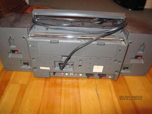 Panasonic Radio cassette RX C-45 West Island Greater Montréal image 1