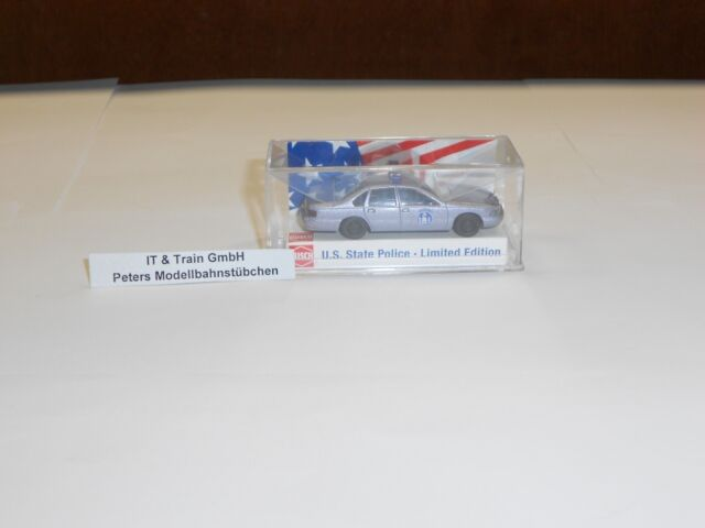 Busch 1:87: 47686 Chevrolet Caprice Maine State, OVP