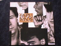 """Retro 80's: Simple Minds, """"Once Upon a Time"""" (Vinyl album)"""