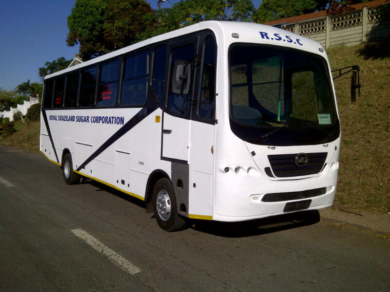 NEW 40 SEATER BUSSES