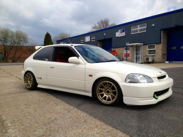 honda civic ek9 type r high spec jdm import see parts. Black Bedroom Furniture Sets. Home Design Ideas