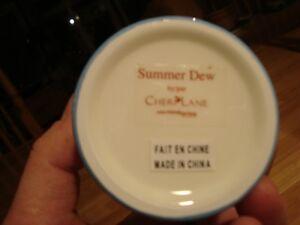 Set Of 2 Summer Dew Tea Light Holders by Cheri Lane - NEW Kitchener / Waterloo Kitchener Area image 3