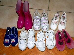 7 mcx GAP Disney Souliers Soulier Sandals Fille 2 3 gr 6 7