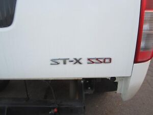 WRECKING NISSAN D40 NAVARA 550 ST-X ***ALL PARTS IN STOCK*** Brooklyn Brimbank Area Preview