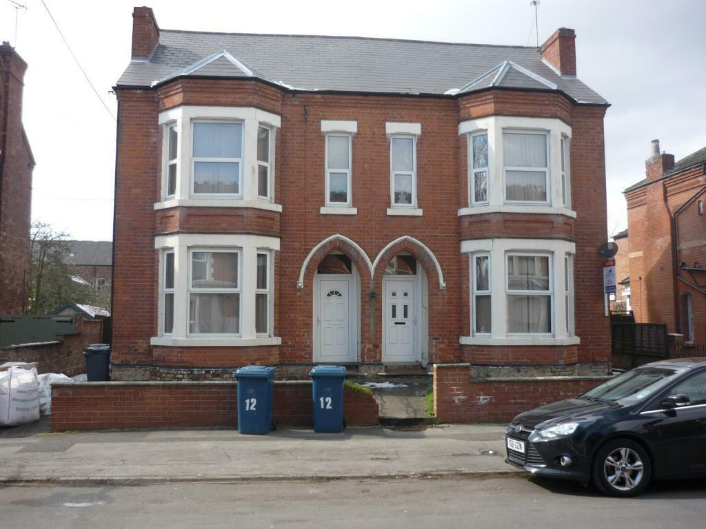 6 Bed Student Property on William Road, West Bridgford