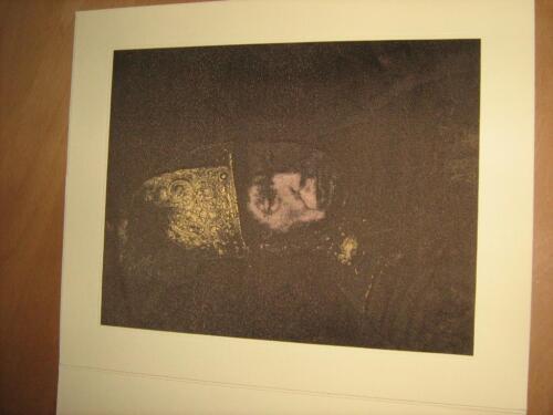 rembrandt der mann mit dem goldhelm in naturseide. Black Bedroom Furniture Sets. Home Design Ideas