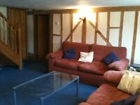 VERY LARGE DOUBLE ROOM WITH ENSUITE NR WRITTLE IN SHARED CHARACTER HOUSE