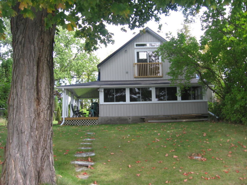 Hastings Cottage For Rent Rice Lake Ontario Canada