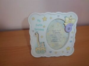 6th Birthday Picture Frame