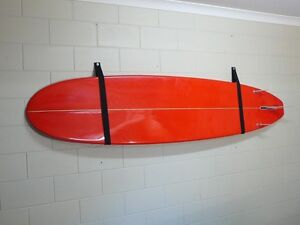Surfboard Fixed Wall Storage Straps / Rack System - New - Display Buderim Maroochydore Area Preview