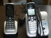 SET OF 2 VTECH CORDLESS PHONES