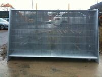 Temporary Site Fencing - Anti Climb Panels 3.5m x 2m / Chicken Runs / Animal Run