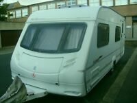 6 Berth Ace Jubilee Courier priced to sell!