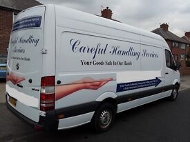 Man and Van Sheffield Barnsley Rotherham and Wakefield