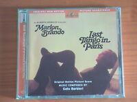 Last Tango In Paris: Motion Picture Soundtrack CD [Del. Edition)
