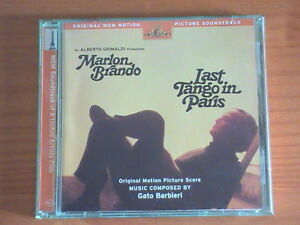 Last Tango In Paris: Motion Picture Soundtrack CD ($7.95)
