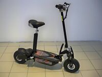 TROTINETTE SCOOTER ELECTRIQUE 1000 WATTS NEUF 35km/h!