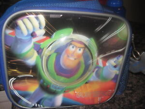 BUZZ LIGHTYEAR ITEMS - BACKPACK, WATERBOTTLE AND LUNCHBAG ++++ Kitchener / Waterloo Kitchener Area image 4