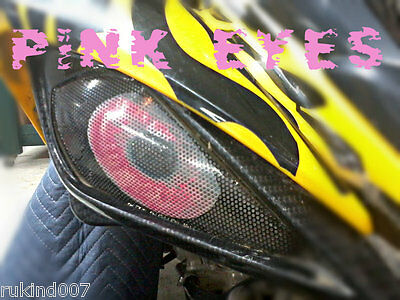 POLARIS RZR 800/900X Ranger PINK Eye's USA TRACKING HeadLight Covers