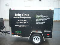 PRESSURE WASHING AND  INDUSTRIAL CLEANING FOR FOOD SERVICE IND.