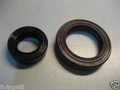 Crankshaft Oil Vacuum Seal Set (flywheel + Clutch) For Stihl 1110: 041 Av
