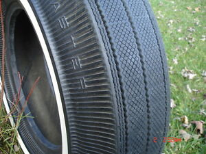 Really good bias ply whitewall tires London Ontario image 5
