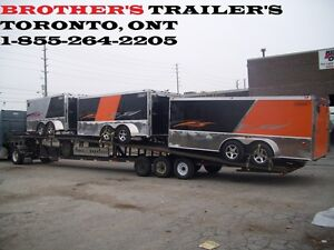 CARGO, ENCLOSED & UTILITY OPEN TRAILERS @ BROTHER'S IN TORONTO, City of Toronto Toronto (GTA) image 7