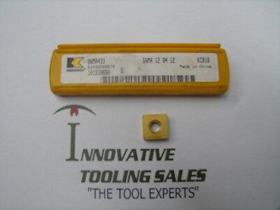 40 Pcs Kennametal 4 Top Notch .126l Grade Kc810 Gold Carbide Inserts Tools and Accessories