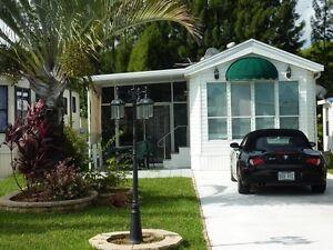 Maison louer au twin lakes fort lauderdale en floride for A louer en floride maison mobile