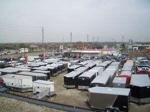 CARGO, ENCLOSED & UTILITY OPEN TRAILERS @ BROTHER'S IN TORONTO, City of Toronto Toronto (GTA) image 5