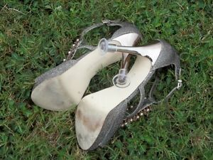 HIGH-HEEL-PROTECTORS-Bridal-Stiletto-Shoes-Prevents-Sinking-in-Grass-NEW