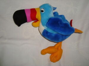 Froot-Loops-Toucan-Sam-Plush-1996-Bird-8-5-long