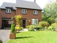 SINGLE ROOM FOR RENT IN LARGE 4 BEDROOM HOUSE ON NEW DEVELOPMENT IN BUCHANAN RD RUGBY