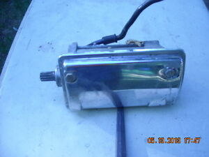 Honda cb starter