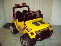 Jeeps,, Mobility Tricycles Heated Storage, Lay Aways
