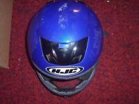 HJC motorcyle helmet  (small)