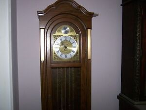 Grandfather clock Kitchener / Waterloo Kitchener Area image 6
