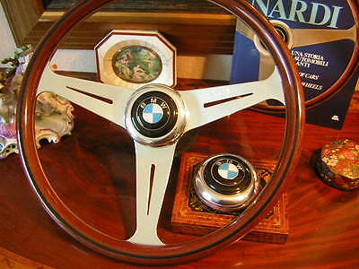 BMW Horn Push Large Assembly for Nardi steering wheels NEW NOS