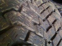 4 pneus hiver 195 70 R 14
