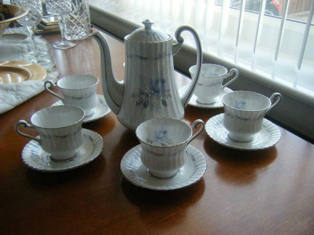 Fine Bone China Coffee Set Paragon Morning Rose In Newton Mearns Glasgow Gumtree