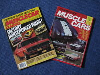 Muscle Car Specialty Books.