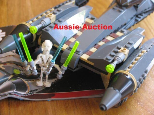 LEGO 7656 - Star Wars General Grievous Starfighter [RARE]