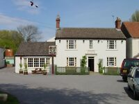 Shoulder of Mutton, Appleton Roebuck, York, Pub Management Couple Required