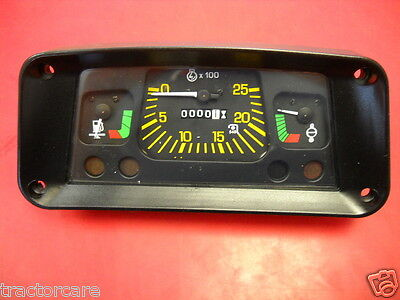 Ford Tractor Instrument Gauge Cluster 2810 3910 4610 445 83953544 83954555