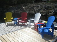 Largest Selection of Recycled Plastic Outdoor Furniture